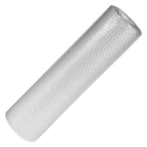 Idena 10400 - Luftpolsterfolie für Versand-Sicherung, 40 cm x 10 m auf Rolle, 70 µ, transparent, 1 Stück