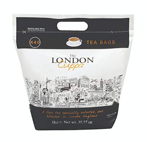 London Cuppa Tea 440 Bags- Free Shipping