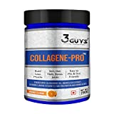 3 Guys ® Collagene-Pro ™ Formulated Protein powder 250 g, Hydrolyzed Collagen Peptide