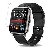 Vaxson 3 Stück Schutzfolie, kompatibel mit Motast CanMixs P22 P22D smartwatch Smart Watch, Displayschutzfolie Bildschirmschutz Blasenfreies [nicht Panzerglas]