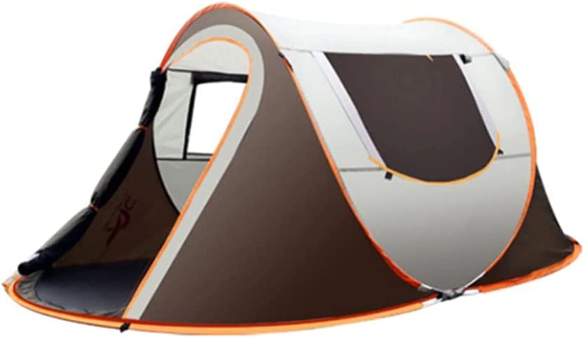 HYDJJ Outdoor pop up Camping Tent P Unfold OFFicial mail Limited time cheap sale order Instant Portable rain