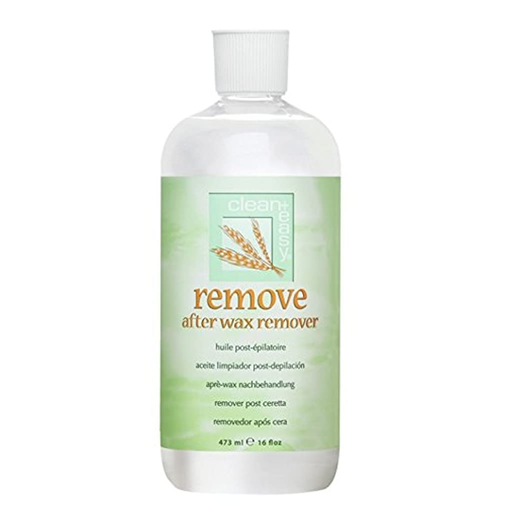 Clean + Easy Remove After Wax Remover, 16 Fluid Ounce