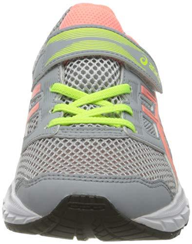 ASICS Gel-Contend 5 PS Junior Running Shoes - J13 Grey