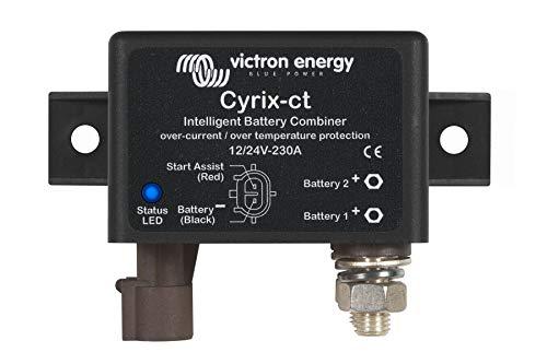 Coupleur de batteries intelligent Cyrix-ct 12/24 V 230 A