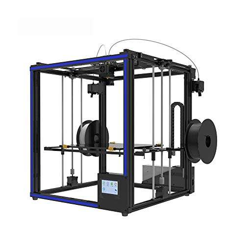 YBWEN 3D Stampanti Alta precisione e Grandi Dimensioni Desktop Large Size Stampante 3D con la Funzione Riprendi Stampa ad Alta precisione qualità di Stampa Stampa 3D & Scansione