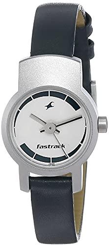 Fastrack Core Analog Black Dial Women's Watch -NK2298SL04