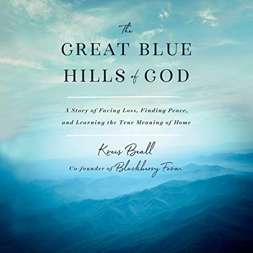 The Great Blue Hills of God  By  cover art