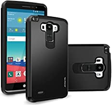 LG G Stylo Case / LG G Stylus (LS770) Case, Cellularvilla [Hybrid] [Rugged] Dual Layer Armor Protector Case [Heavy Duty] Shockproof Case Cover For LG G Stylo / LG G Stylus LS770 (Black)