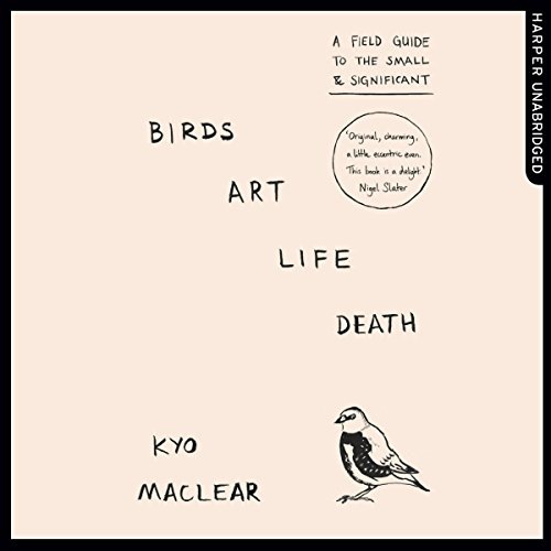 Birds Art Life Death cover art