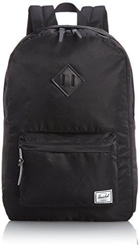 Herschel Heritage Backpack, Black, Classic 21.5L
