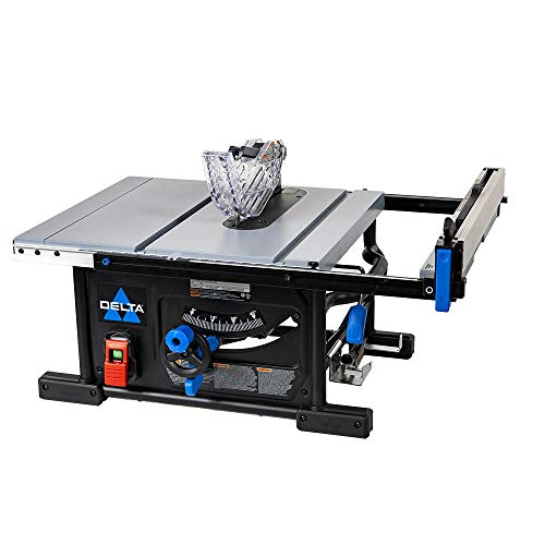 Delta 36-6013 10 Inch Table Saw with 25 Inch Rip Capacity
