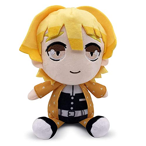 Cosplay Life Peluche Kimetsu no Yaiba Anime Anime de peluche de 25 cm, linda figura de peluche de peluche suave para decoración del hogar, sofá, la mejor colección de regalo