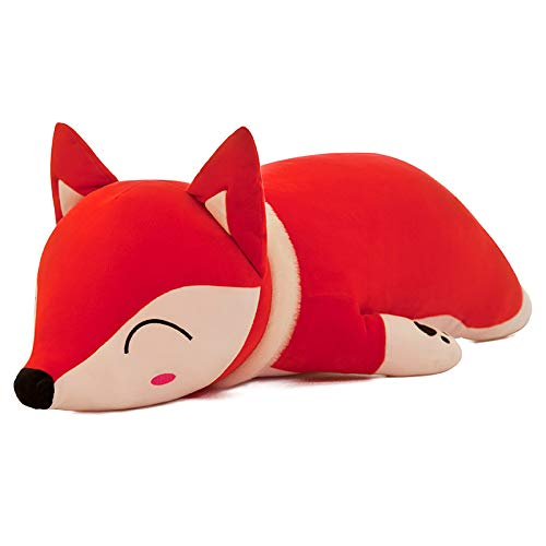 Preisvergleich Produktbild Bestoy Stuffed & Plush Animals - 35 / 50cm Kawaii Dolls Stuffed Animals & Plush Toys for Girls Children Boys Toys Plush Pillow Fox Stuffed Animals Soft Toy Doll - by 1 PCs