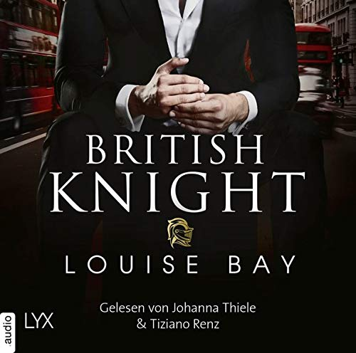 British Knight (German edition) cover art