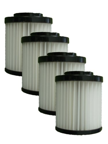 (4) Royal Dirt Devil Aspire F22/F26 Pleated HEPA w/activated Charcoal Vacuum Filter, Express Aspire, Featherlite Vacuum Cleaners, 1LV1110000, M084590, 084590