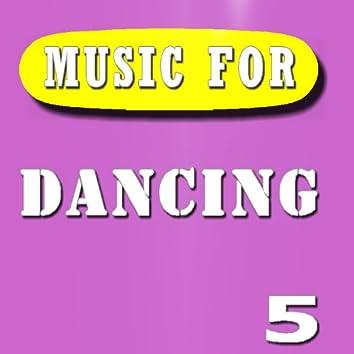 Music for Dancing, Vol. 5