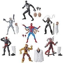 Spider-Man Marvel Legends Wave 9 Set of 7 Figures (Kingpin BAF)