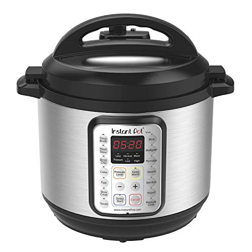 Instant Pot 8 QT Viva 9-in-1 Multi-Use Programmable Pressure Cooker