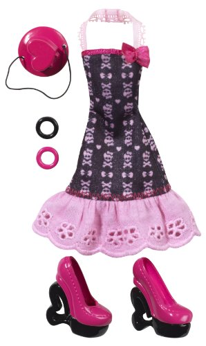 Vedes Monster High Y0398 - Draculaura Fashion Pack