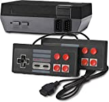 Arrocent Retro Game Console, Classic Mini Video Games Consoles with 620 Games Built in 2 Controllers for NES Style (AV Output)