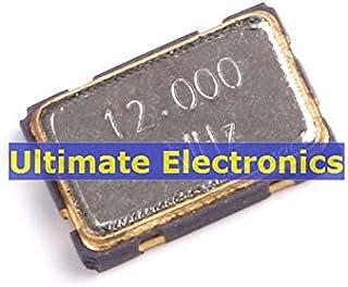 WuLian 20pcs 8032 SMD Passive Crystal 32.768KHz 20ppm 12.5Pf