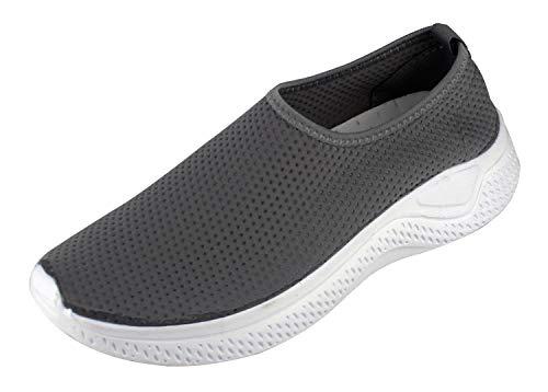 Zapatillas Deportivas de Tela Transpirables para Verano, Tenis con Soporte para el Talón Anti resbalante