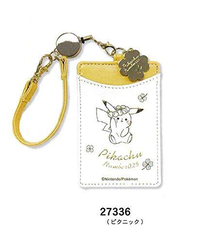 ポケモン/ピカチュウ 雑貨コレクション シングルパスケース(ピクニック)27336