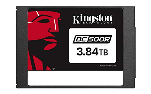 "Kingston Data Centre DC500R, SEDC500R/3840G, Enterprise Drive a Stato Solido - SSD 2.5"" 3840 GB"
