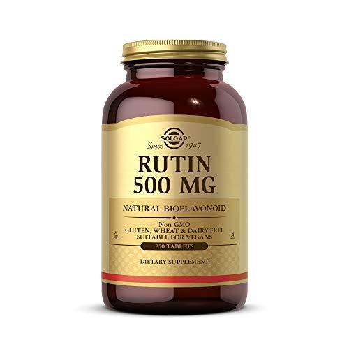 Solgar - Rutin 500 mg Tablets 250 Count