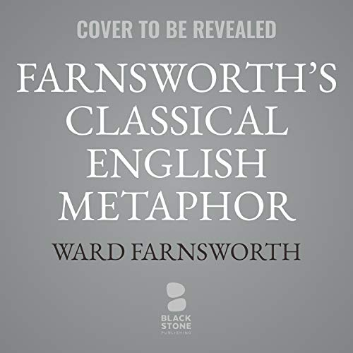 Farnsworth's Classical English Metaphor cover art