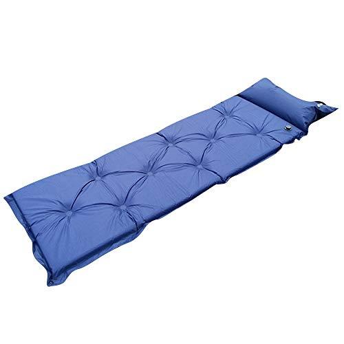 Esterilla Camping,Esterilla Hinchable Colchones de aire inflables al aire libre Almohadilla inflable para dormir ultraligero Matera de camping ultraligente-a prueba de humedad Senderismo Matera de air