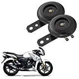 Kandid Car Motorbike Modification Horn Loud Waterproof Fanfare Horn for TVS Apache RTR 180