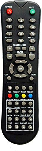 Télécommande pour TV Continental Edison CELED215B2 CELED215C2
