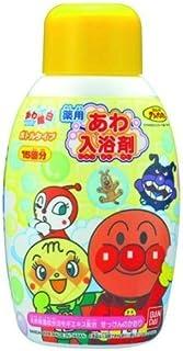 あわ入浴剤ボトルタイプ アンパンマン × 8個