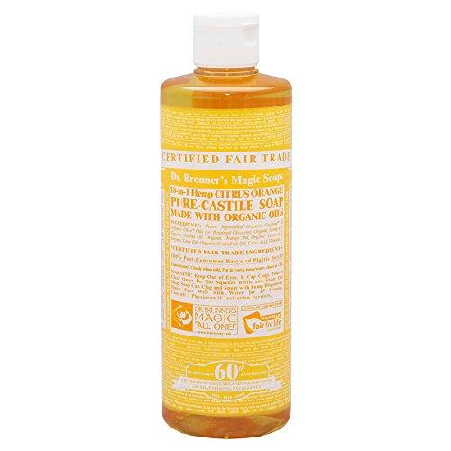 Organic Baby Castile Liquid Soap - 473ml