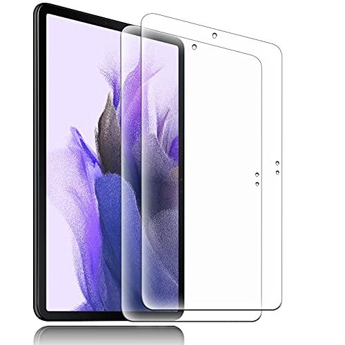 [2 Pack] Protector Pantalla para Samsung Galaxy Tab S7 FE 2021/S7+/S7 Plus...