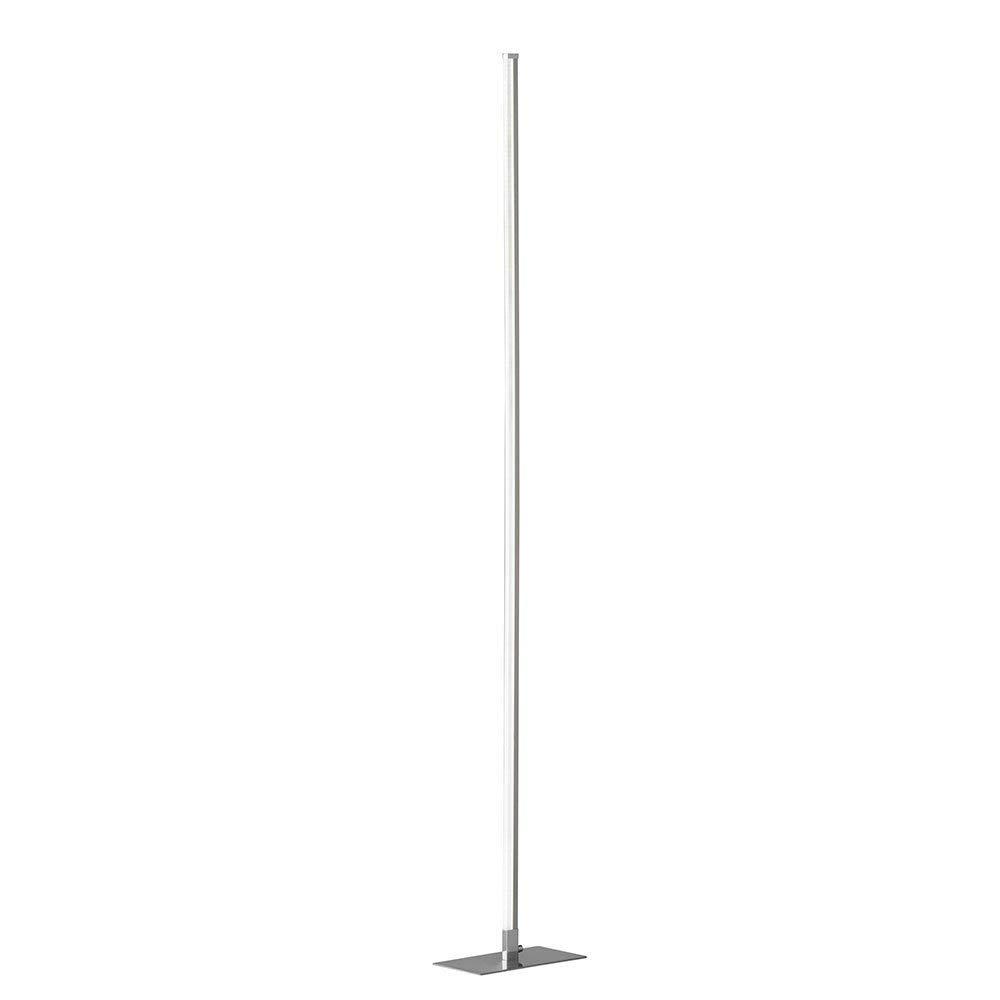 Altezza 158 cm Nero XMYX Lampada da Terra a LED Dimmerabile con Telecomando Lampada a Stelo Moderna Minimalista per Soggiorno Camera da Letto Ufficio Studio