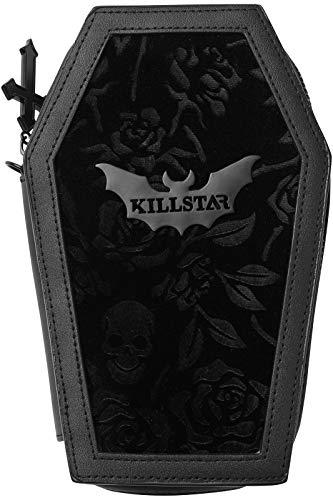 Killstar Geldbörse - Vampire's Kiss Schwarz