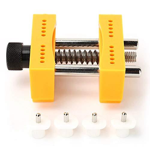 Removedor de abridor de caja de reloj, soporte de caja de reloj para relojero Caja de reloj de atrás Reparación de accesorios Kit de herramientas de reparación Herramienta de abridor Kits