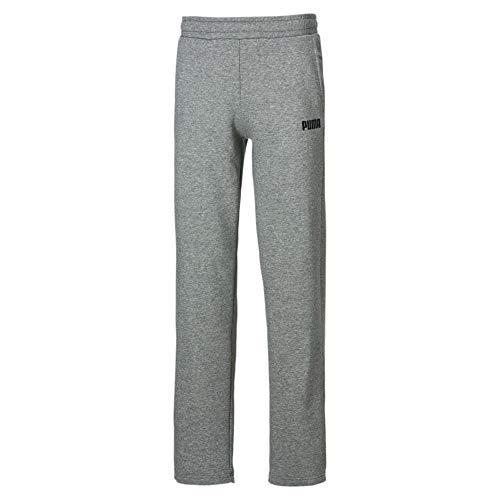 PUMA Essentials Herren Fleece Sweatpants Medium Gray Heather XL