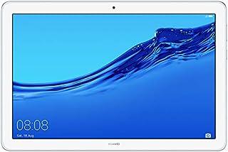 """HUAWEI Agassi2-W09 MediaPad T5 10.1"""" Tablet, 3GB RAM, 32GB SSD, Wi-Fi, Android - Mist Blue"""