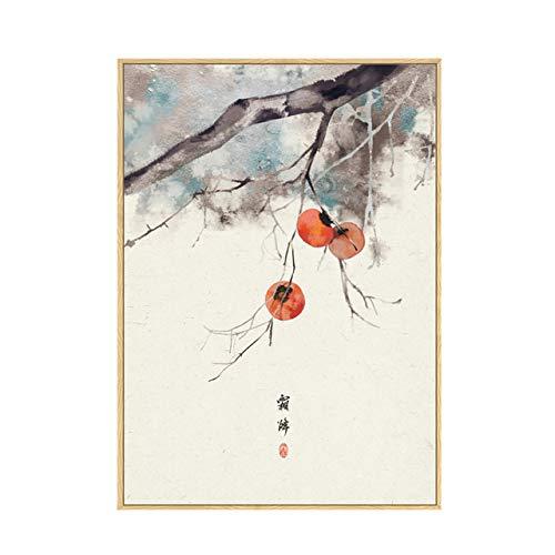LiMengQi Japanischen Stil wandkunst malerei auf leinwand 24 Arten von Festivals Poster und drucke wandbilder für Moderne Wohnzimmer Dekoration (Kein Rahmen)