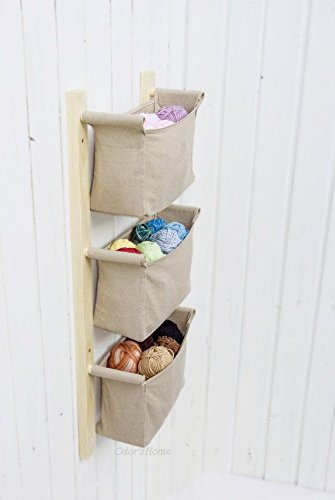Nursery Storage Baskets Kids Room Toy Storage Diaper Caddy Wall Organizer Crib Hanging Storage Custom Organizer Gender Neutral Nursery Amazon Co Uk Handmade