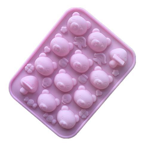 Gratis Mallen Ice Maker Mold Whiskey Stapelbaar Voor Vriezer Voor Babyvoeding Voor Zomer Siliconen Food-Grade Cool Gift