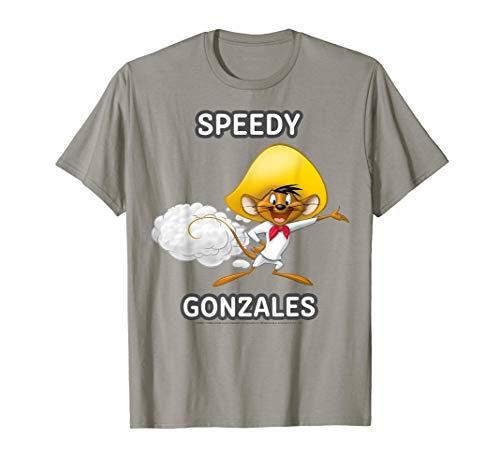 Looney Tunes Speedy Gonzales Portrait T-Shirt