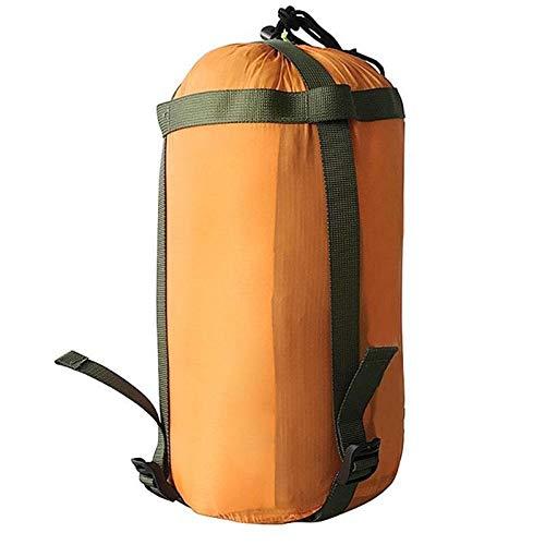 Générique Sac de Couchage de Camping, Sac de Compression, hamac de Loisirs, Sac de Couchage Nemo (Couleur : Jaune)