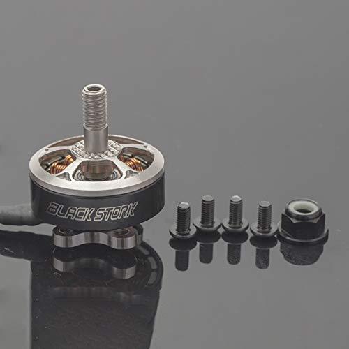 VIDOO Schwarzstorch 2207 1700Kv 5-6S/2450Kv 3-4S Brushless Motor Für Rc Drone FPV Racing-2450Kv