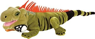 "Plush Iguana Body Puppet 30"""