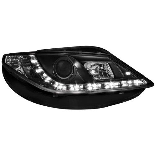 Dectane SWSI06LGXB D-Lite Scheinwerfer Seat Ibiza 6J 08+ Tagfahrlicht black