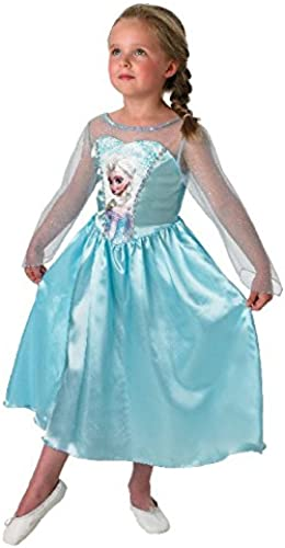 mejor reputación Disney Frozen disfraz Elsa Talla princesa clásica clásica clásica  buen precio
